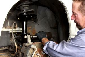 Shocks and Struts Repair